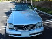 2001 Mercedes-benz V8