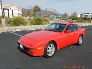 1987 PORSCHE 944 Porsche 944 Base Coupe 2-Door